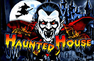Автомат Haunted House без регистрации