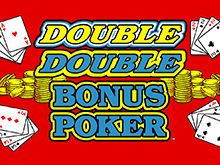 Играть Double Double Bonus Poker онлайн